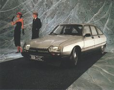 Citroën GSA Chic - limited edition