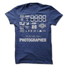 Funny Photographer Shirt www.sunfrogshirts.com/Photographer.html?32501