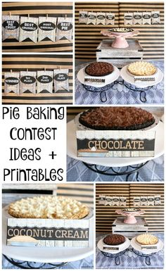 67 Best FOOD CONTESTS HINTS images in 2018 | No bake pies