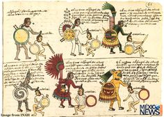 History Of The Aztec Warriors: The Grim Fighters Of Mexico Mendoza, Ancient Alphabets, Aztec Empire, Mexican People, Ancient Aztecs, Aztec Warrior, Inka, Mesoamerican, The Grim