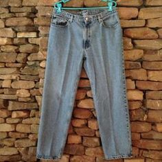 """I just added this to my closet on Poshmark: Ralph Lauren """"Saturday"""" jeans. Price: $18 Size: 16"""