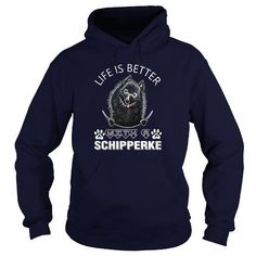 LIFE IS BETTER WITH A SCHIPPERKE SHIRT HOODIE T-SHIRTS, HOODIES ( ==►►Click To Shopping Now) #life #is #better #with #a #schipperke #shirt #hoodie #Dogfashion #Dogs #Dog #SunfrogTshirts #Sunfrogshirts #shirts #tshirt #hoodie #sweatshirt #fashion #style