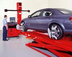 All cars run on wheels; that much is obvious. But outside of the tires themselves, not too much attention is paid to proper wheel care and maintenance.    If left unmaintained and uncared for, a car's wheels are bound to skew out of alignment. This is when either the front or rear wheels are not perfectly parallel to each other. #autobodyshop #autobodyrepair #wheelalignment