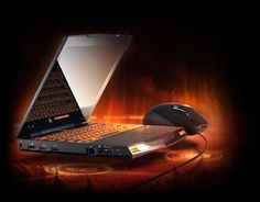Alienware Laptop-Cadillac of portable gaming machine