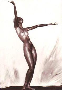 Josephine Baker by Domergue