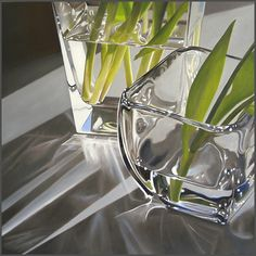 Glass Vases, sold, prints available