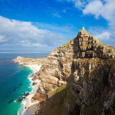 "Gorgeous capture of Cape Point courtesy of @wonderful_location.  All week long we will be featuring South Africa. Hashtag your best pictures/videos taken in #southafrica with #luxwt or #luxuryworldtraveler for a chance to be featured.  ""Dream Big Eat Well & Travel On""  by luxuryworldtraveler"