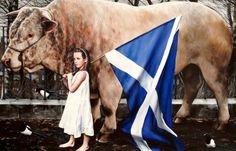 Gerard M Burns fantastic Scottish artist
