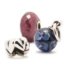 Brand New Trollbeads Sterling Silver Transitions Man New From Dealer Stock BT