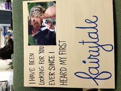 Revised Pinterest pin- added that special photo- great gift idea for wedding or engagement.