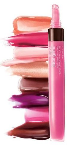 My lips taste delish! Addicted to the fruity flavors of mark. Juic Gems Lip Gloss #AvonRep www.youravon.com/mariatatum