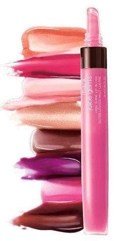 My lips taste delish! Addicted to the fruity flavors of mark. Juice Gems Lip Gloss #AvonRep