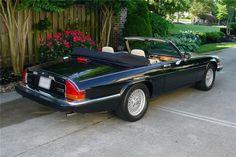 Jaguar – One Stop Classic Car News & Tips Best Classic Cars, Classic Sports Cars, Jaguar Xj40, Jaguar Cars, Jaguar Xjs Convertible, Jaguar Daimler, Barrett Jackson Auction, Cabriolet, Car In The World