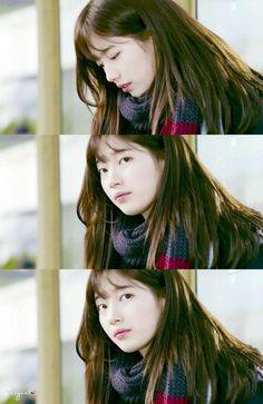No Eul (mix asian actress) Ulzzang Short Hair, Ulzzang Girl, Ulzzang Couple, Korean Beauty, Asian Beauty, Suzy Drama, Korean Celebrities, Celebs, Mixed Asian