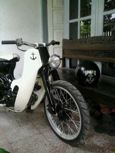 StreetCub HONDA C70   Kaskus - The Largest Indonesian Community