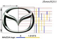 Mazda Logo schematics   The News Wheel