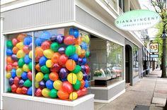 Diana Vincent - Window Display - Lambertville NJ