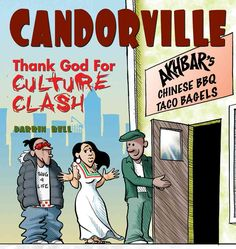 Candorville: Thank God for Culture Clash