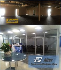 Attractive Commercial Glass By Preferred Window And Door