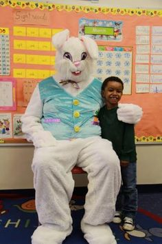 Kidz Ink 1 Breakfast with the Easter Bunny Pictures