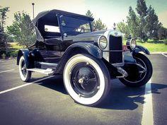 1926 Chevrolet Series V Roadster two seater.....spotter...