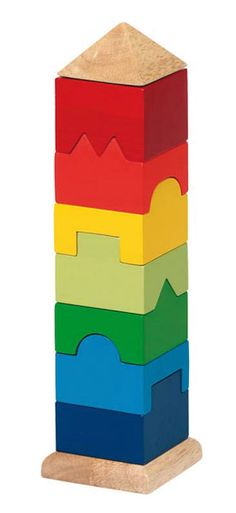 Goki – Stacking Tower $29.95 SALE $25.00 less 10% = $22.50