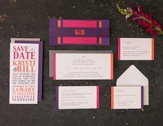 custom #wedding invitations #nashville, something detailed jennifer fraught