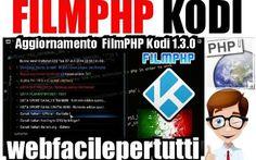 (FilmPHP 1.3.0) Come Vedere Tutta La Televisione Satellitare (Sky e Premium) Gratis Su Kodi FilmPHP Kodi 1.3.0 - Ecco Il Migliore Add On Video Di Kodi Per Vedere Tutta La Televisione Satellitare e Digitale Gratis  Tutti gli appassionati di kodi si saranno accorti che da qualche giorno sia  #filmphp #kodi #addon #iptv #sky #premium