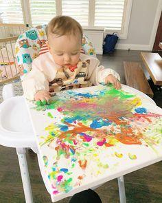 An artist in the making 👩🏻🎨 Baby Art, Activities For Kids, Parenting, Artist, Instagram, Children Activities, Artists, Kid Activities, Petite Section