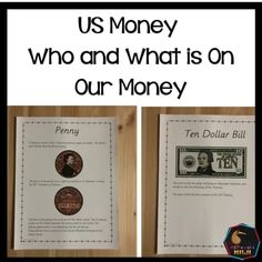 US Money Who and What is On Our Money - montessorikiwi