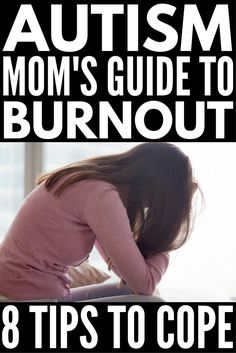 Autism and parenting: 8 Tips to Cope with Caregiver Fatigue | If you're the parent of a special needs child and you want to find ways to cope with mom burnout, we're sharing 8 simple tips you can start implementing today to teach you how to be happier and how to be a good mom to your child with ASD. Whether you're a stay-at-home or working mom, these ideas will help you deal with parental fatigue so you can find the joy in motherhood, even on your toughest days.