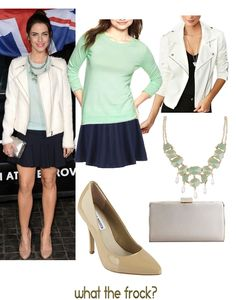 Celebrity Look for Less: Jessica Lowndes Style   What the Frock? - Affordable Fashion Tips and Trends