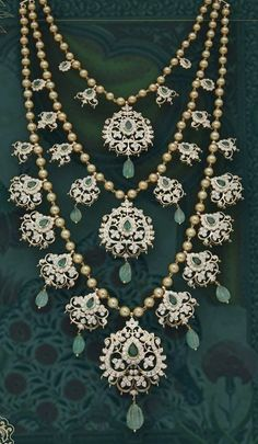 Emerald Jewelry, Diamond Jewellery, Gold Jewelry, Beaded Jewelry, Jewelery, Trendy Jewelry, Simple Jewelry, Jewelry Sets, Fashion Jewelry