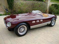 1967 Ferrari 330 Spyder Speciale #ferrarivintagecars