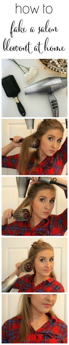 Learn how easy it is to fake a salon-quality blowout at home with @conairbeauty! #spon