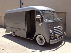 Rare 54 Chevy Step Van For Sale