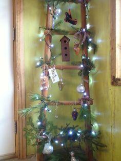 My christmas ladder
