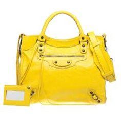 a5b6350b75de9 Why Yellow There Balenciaga Velo