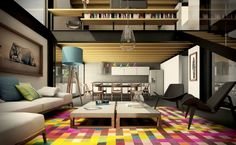 Amazing Stylish Living Rooms   Design & DIY Magazine