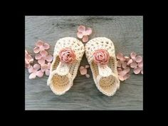 WILLOW Cream Pale Rose Crochet T-strap Mary Jane Baby Shoes,Baby Girl Booties,Flower Booties,size months,Made to Order by atelierbagatela on Etsy Booties Crochet, Crochet Sandals, Baby Girl Sandals, Baby Girl Shoes, Baby Girl Crochet, Crochet Baby Shoes, Baby Shoes Pattern, Baby Slippers, Crochet Videos