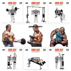 of the Easiest Exercises You can do at Home Shred Workout, Gym Workout Videos, Dumbbell Workout, Easy Workouts, Bodybuilding Training, Bodybuilding Workouts, Chest Workout Routine, Best Shoulder Workout, Weekly Workout Plans