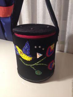 """Купить Сумочка вышитая бисером """" Райские сады"""" - сумочка вышитая, сумочка ручной работы"""