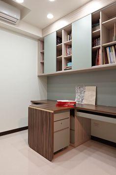 畫龍點睛,系統家具配角空間運用要點 : 玄關、書房、更衣室、兒童房-設計家 Searchome