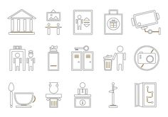 Museum pictogram on Behance