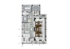 View full picture gallery of Four Seasons Hotel Pudong Restaurant Layout, Resort Plan, Hotel Floor Plan, Hotel Lounge, Floor Layout, Lounge Design, Hotel Interiors, Four Seasons Hotel, Pictures