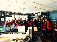 The Mother McAuley A Cappella Choir ring in Christmas with Dean | WGN Radio
