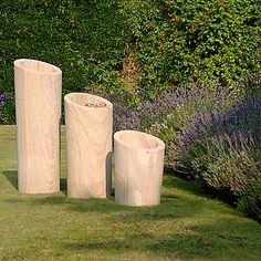 Buy Foras Slant Planters, Set of 3 online at JohnLewis.com - John Lewis