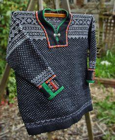 Ravelry: patknitter's Setesdal Lusekofte. knit inspiration