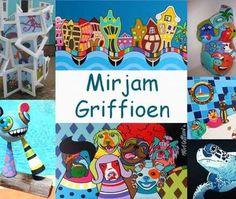 Download de pdf door op dit image te klikken Artists For Kids, Great Artists, Art For Kids, Projects For Kids, Art Projects, Crafts For Kids, Mondrian, Happy Paintings, Happy Art