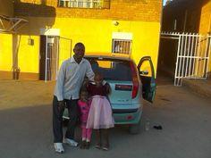 Martin Ndlovu from Zimbabwe